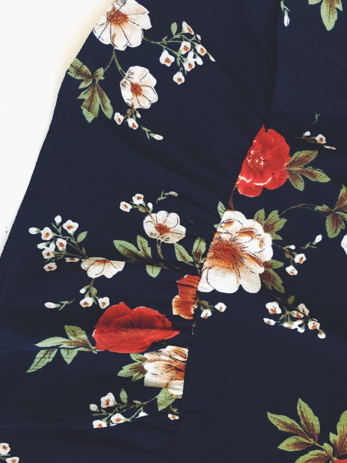 Блузка черного цвета доставка