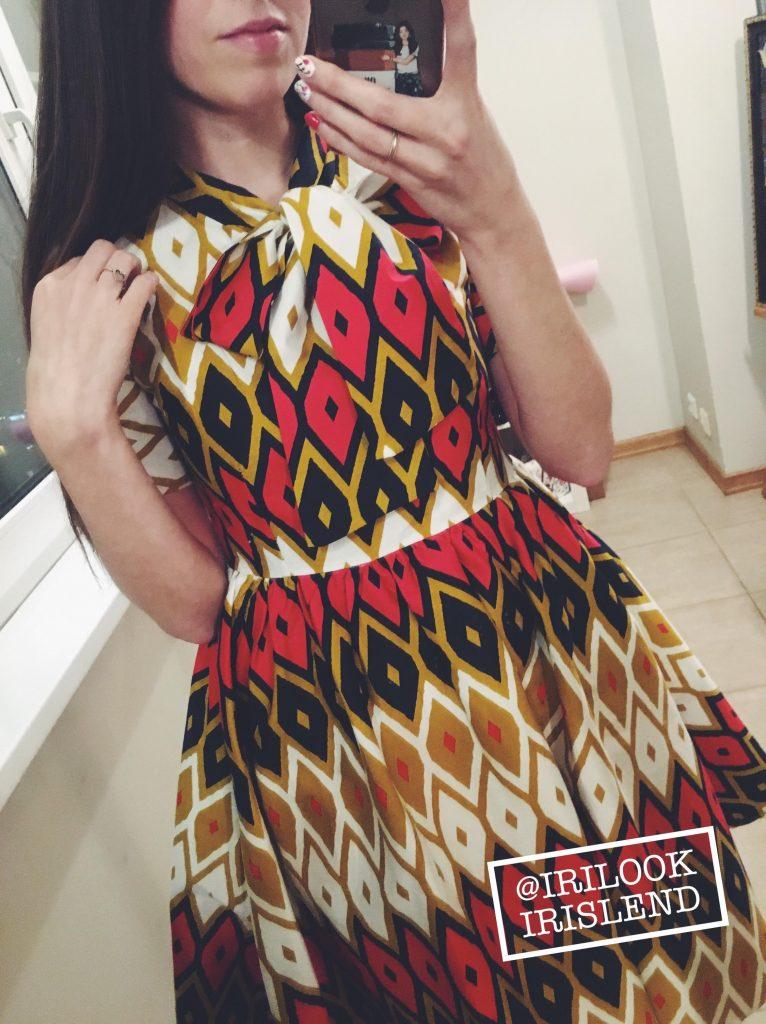 купить ретро платье. Отзыв на покупку с алиэкспресс
