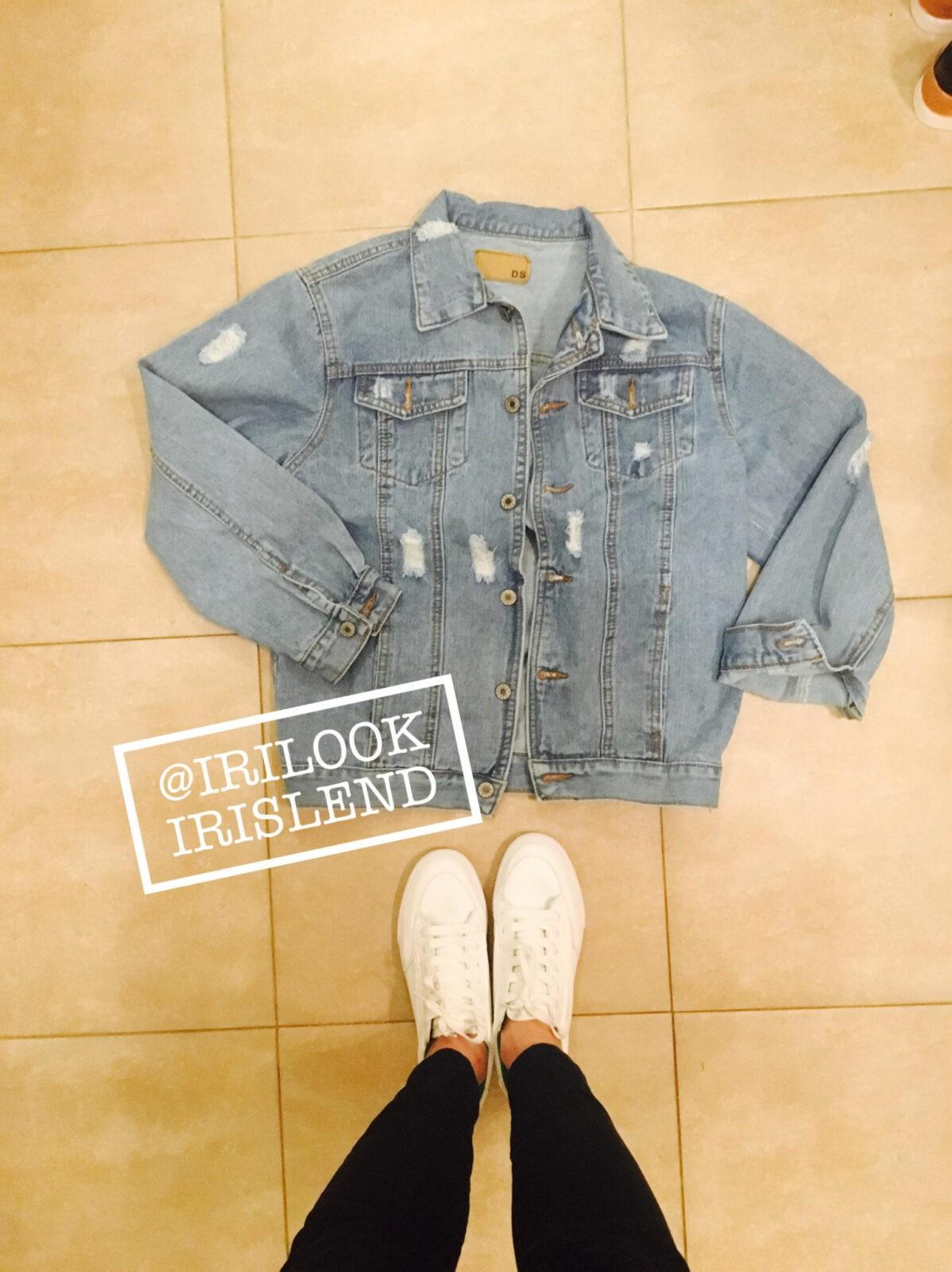 джинсовая куртка с алиэкпресс. купить джинсовку