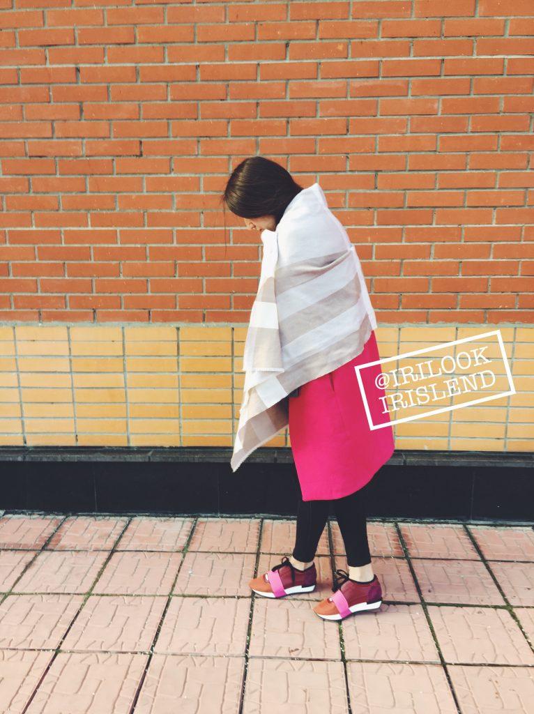 шарф с Алиэкспресс фото отзыв