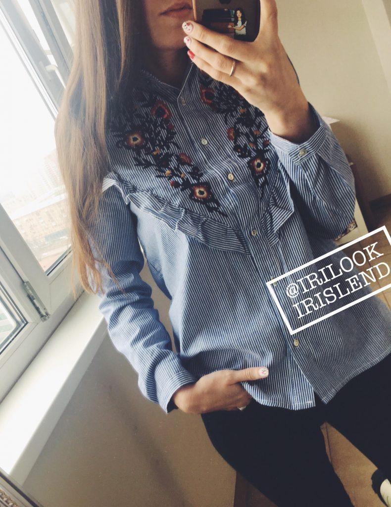 Алиэкспресс рубашки с вышивкой