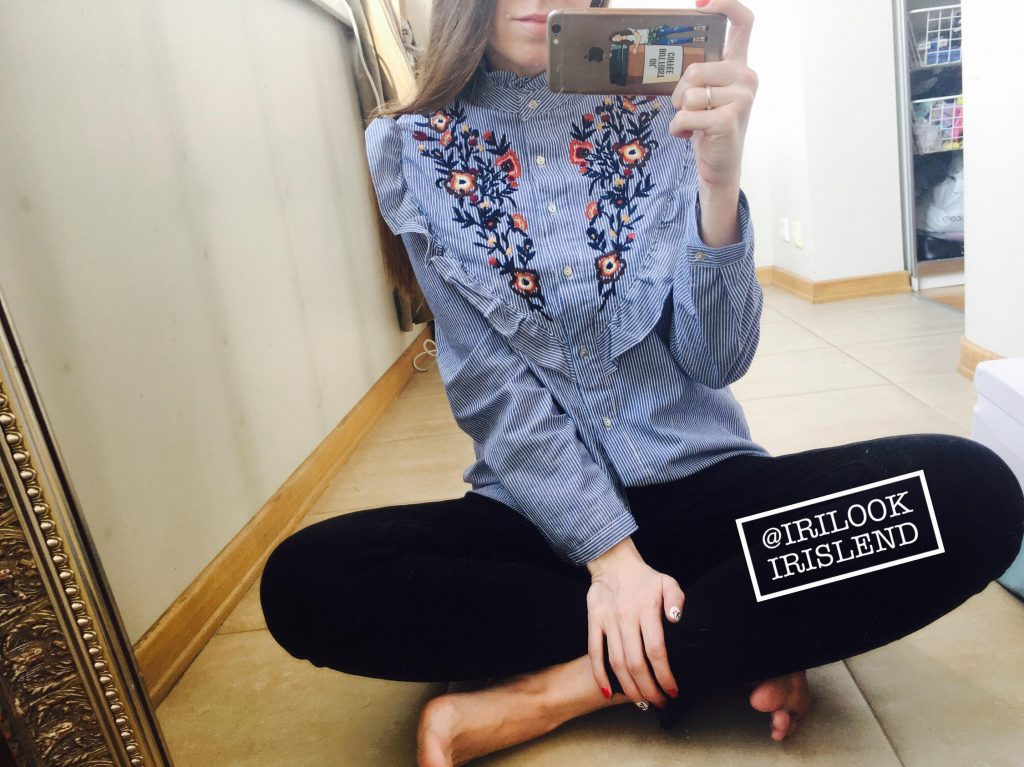 купить рубашку zara