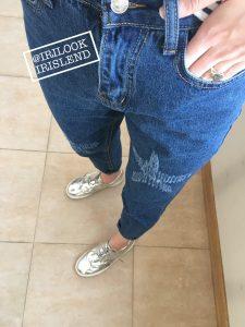 Звездный принт. Отзыв на джинсы от Алиэкспресс. Тренды весна 2017