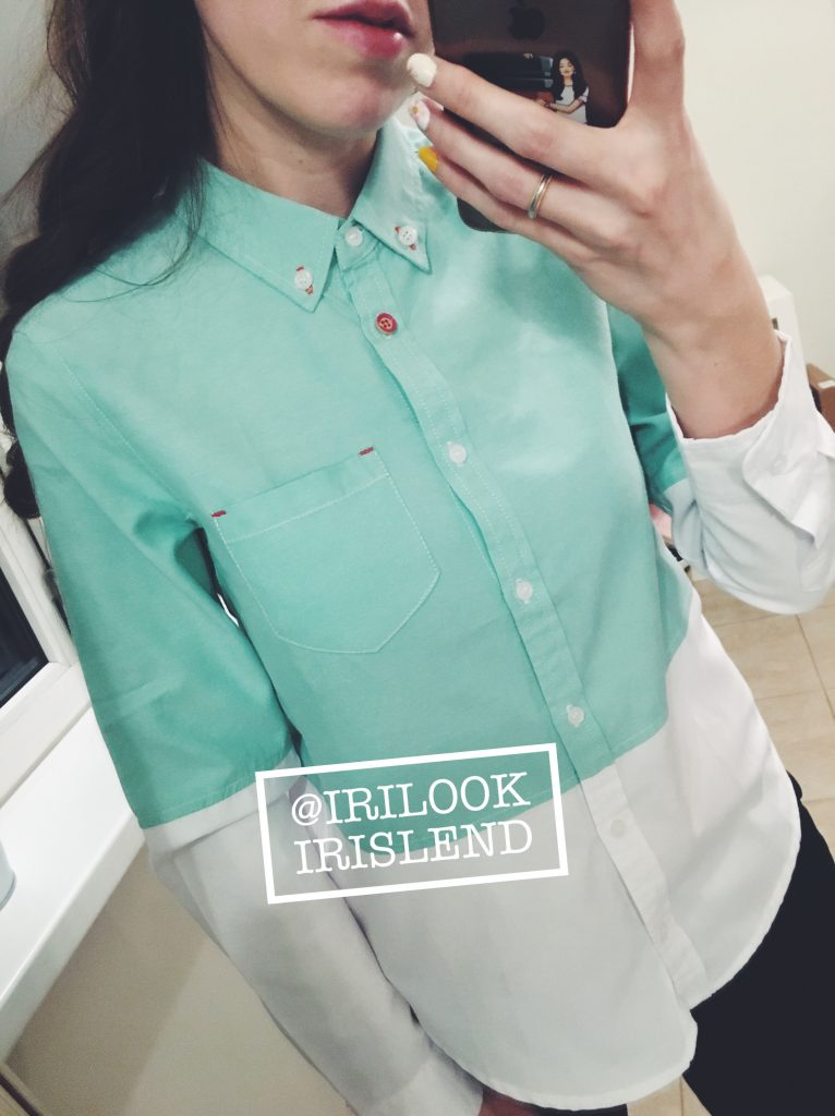 irislend рубашка алиэкспресс