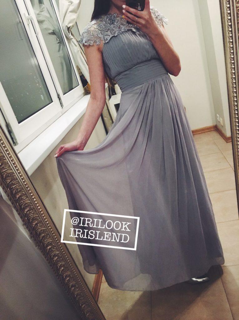 серое платье 2