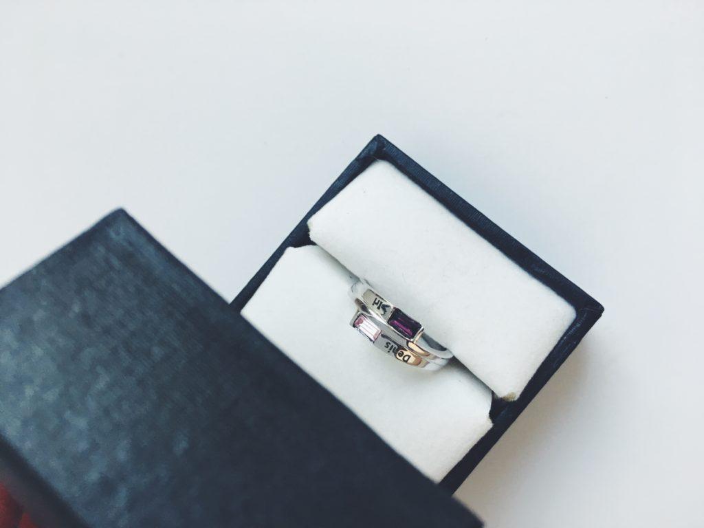 купить кольцо дешево