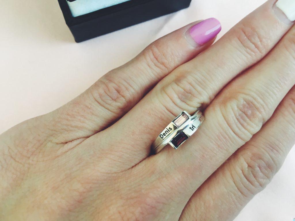 заказать кольцо с гравировкой