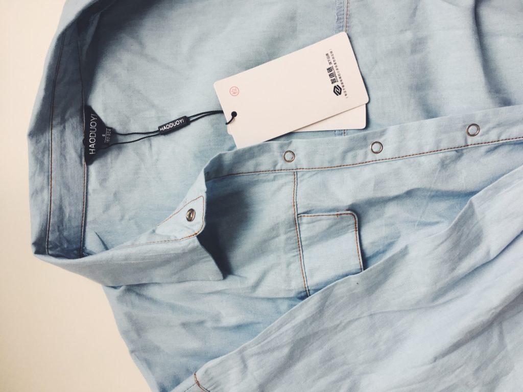 купить платье джинсовое