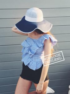 купить соломенную шляпку