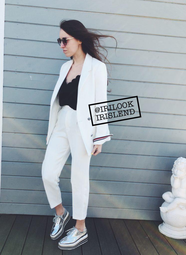купить белый костюм алиэкспресс