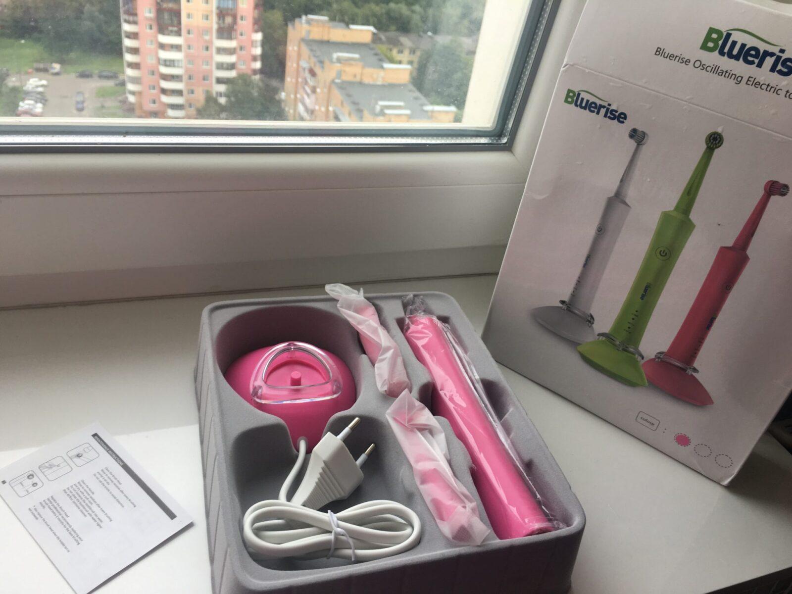купить электрическую зубную щетку на али