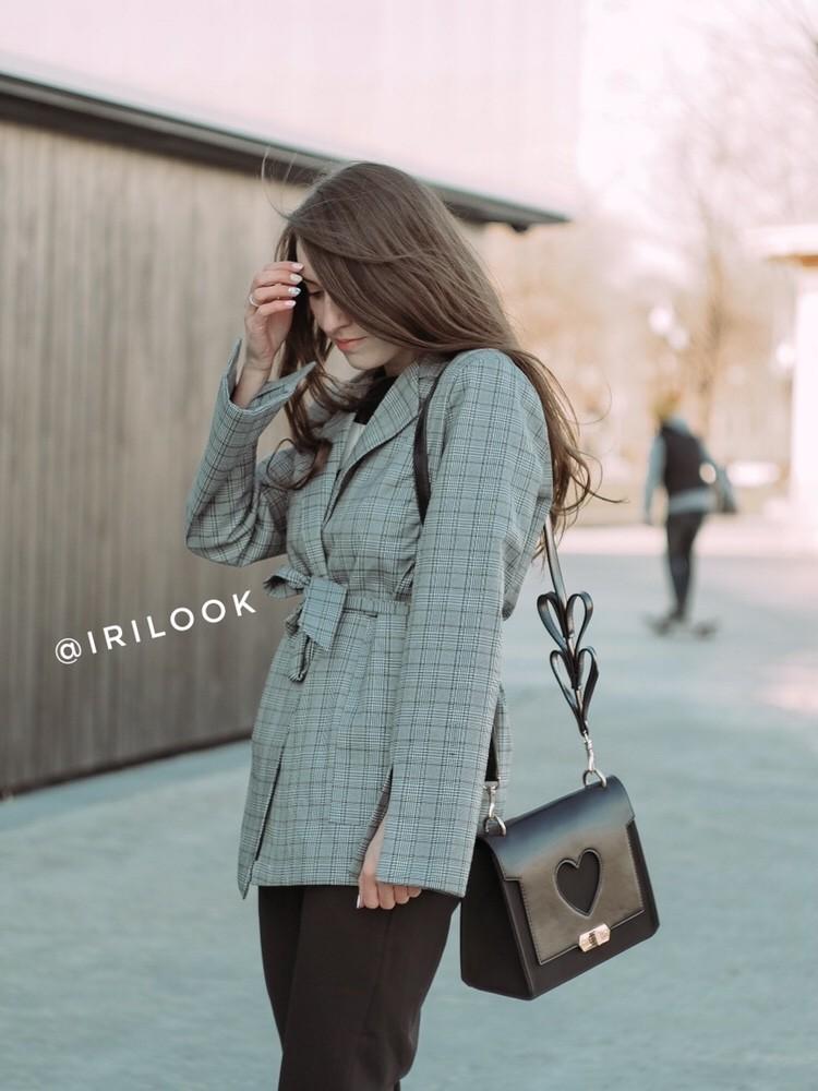 модный пиджак с Алиэкспресс