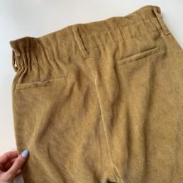 вельветовые-брюки-zara-купить-на-Алиэкспресс-@irilook