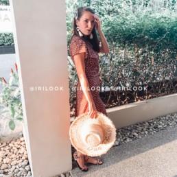 платье-в-горох-купить-на-алиэкспресс-@irilook