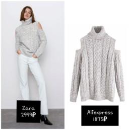 свитер-Zara-на-алиэкспресс-реальные-фотографии-примеры-обзоры-хочу-могу-@irilook
