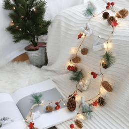 купить гирлянду недорого на Алиэкспресс хорошие отзывы подборка новогодние товары