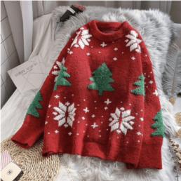рождественские свитер купить недорого на Алиэкспресс