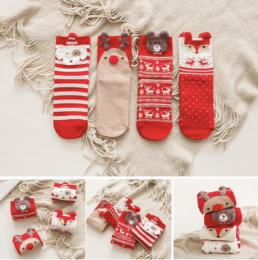 family look купить недорого на Алиэкспресс одежда для всей семьи рождество фотосессия носки