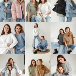 обзоры покупок с Алиэкспресс стильная одежда недорого капсула на весну @irilook