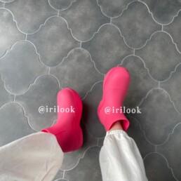 резиновые галоши в стиле bottega Veneta купить на Алиэкспресс аналог хочу/могу @irilook