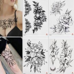 Водные татуировки — перевоодилки — Aliexpress — IRILOOK — Irislend