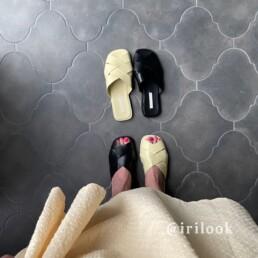 женская обувь с Алиэкспресс сандали, шлепки, босоножки отзывы @irilook