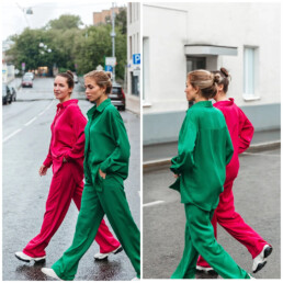 Пижамный — костюм — брюки — палаццо — Алиэкспресс — irilook — экономия