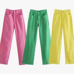 Базовый гардероб — джинсы — Алиэкспресс — IRILOOK — TOPPIES