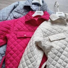 Базовый гардероб — стеганая куртка — Алиэкспресс — IRILOOK — TOPPIES